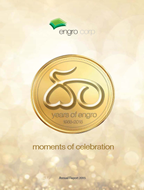 Engro Corporation Limited Integrated Report 2015