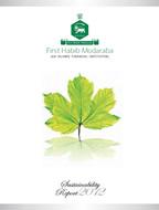 First-Habib-Modaraba-Sustainability-Report-2012